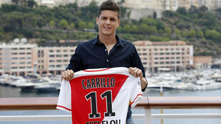 El futbolista argentino Guido Carrillo.
