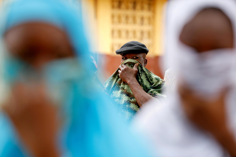 Au Ghana, le confinement de trois semaines a été levé dans la capitale Accra et la région de Kumasi.