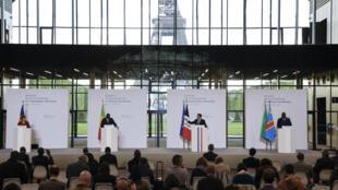 Sommet de Paris - FMI - Afrique - 000_9A98Y2