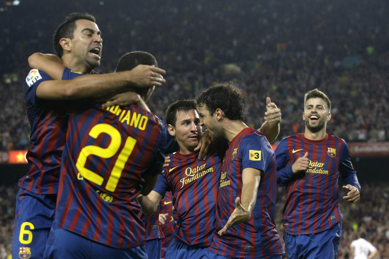 Barcelona derrota Real Madrid  por 3-2