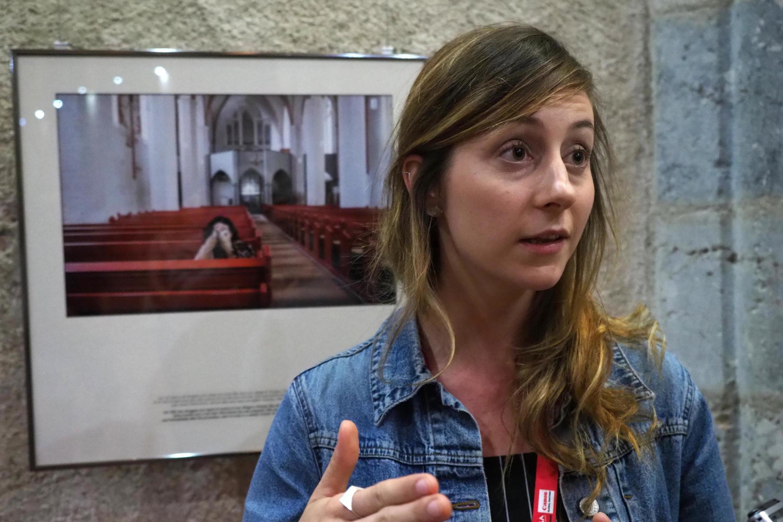 La photographe polonaise Kasia Strek a travaillé trois ans sur l'avortement.