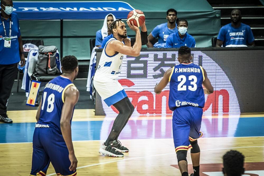 Cabo Verde - Afrobasket - Basquetebol - Desporto - RDC - Basket-Ball - Cabo-Verdianos - Basket-Ball - Ruanda