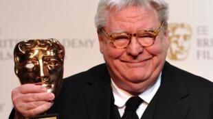 Le cinéaste Alan Parker est décédé le 31 juillet 2020, à l'âge de 76 ans. Ici lors de la cérémonie des BAFTA Awards à Londres, en 2013.
