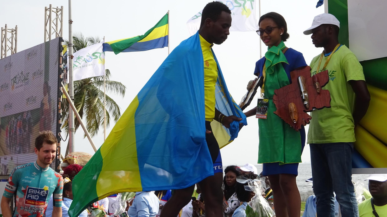 Le coureur Joseph Areruya conserve sa première place au classement.