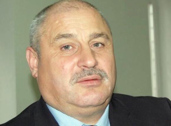 Геннадий Косован, председатель ветеранской организации «Верность родине».