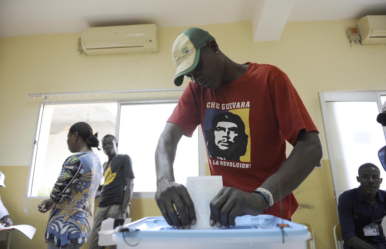 Eleiçoes gerais de Angola 2012. 31 de Agosto de 2012
