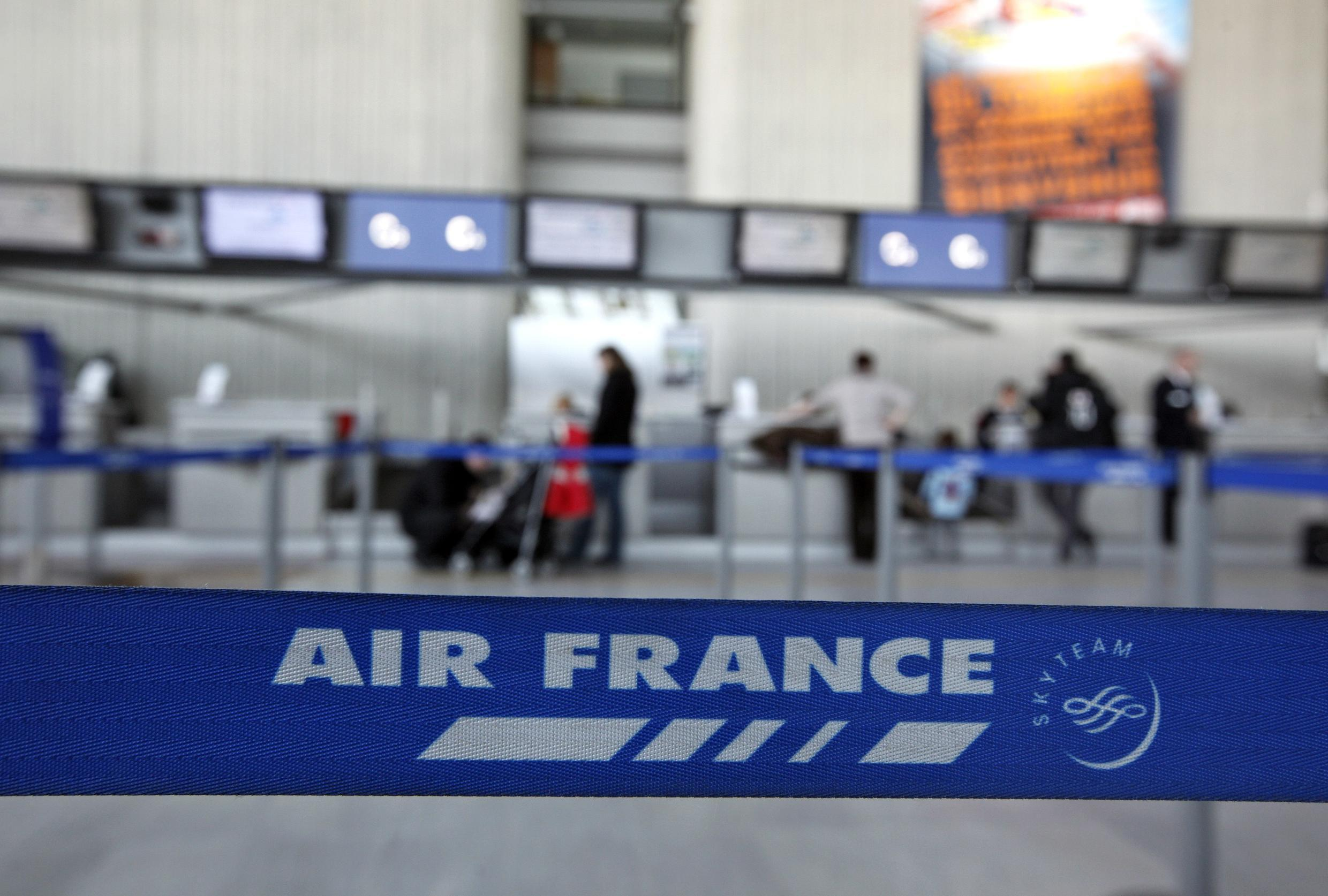 Air France has decided to cancel its Paris-Damascus flight