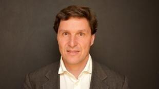 Antoine Vernholes, co-fondateur et président du Club V.I.E.