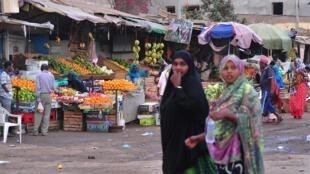 Une rue de la ville de Djibouti (photo d'illustration).