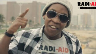 Le rappeur sud-africain Breeezy Vee