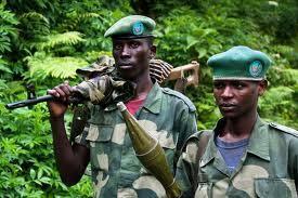 Waasi wa M 23 Mashariki mwa Jamhuri ya Kidemokrasia ya Kongo