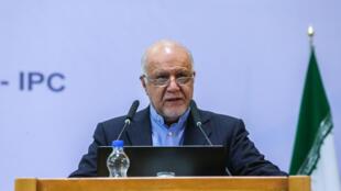 بیژن زنگنه، وزیر نفت جمهوری اسلامی