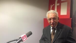 احمد احرار روزنامه نگار سرشناس ایرانی