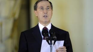 Claude Guéant , secrétaire général de l'Elysée.