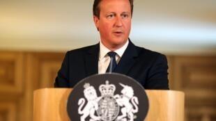O primeiro-ministro britânico, David Cameron, anunciou nesta sexta-feira (28) que vai revelar um novo plano de combate ao terrorismo no Reino Unido na segunda-feira.