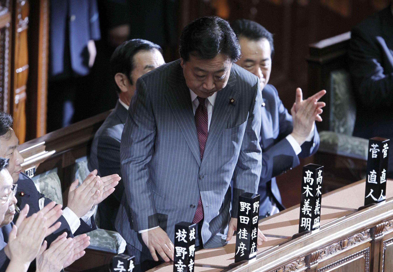 Sabon PM na Japan Yoshihiko Noda