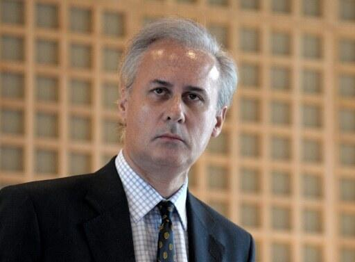 Former junior civil service minister, Georges Tron