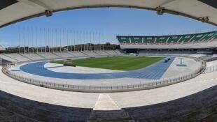 Le Stade du 5 juillet 1962, d'Alger.