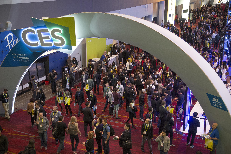 A Consumer Eletronics Show (CES) é o maior encontro da área de tecnologia, com 3,8 mil expositores de 150 países na edição deste ano.