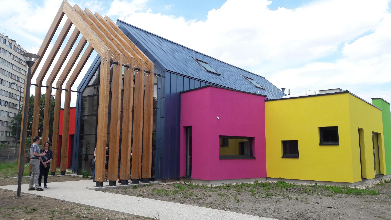 La maison des femmes de Saint-Denis a été inaugurée le 8 juillet.