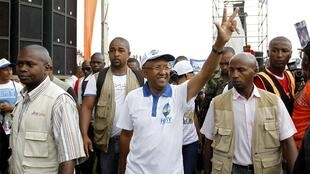 Son élection a été confirmée le 17 janvier. Hery Rajaonarimanpianina est le nouveau président de Madagascar.