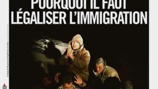 Capa do jornal francês Libération desta quarta-feira, 22 de abril de 2015.