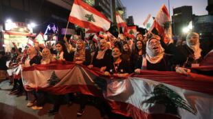 Beyrouth, samedi 30 novembre 2019.