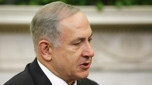 O premiê israelense, Benjamin Netanyahu.