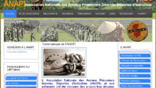 Trang web của ANAPI