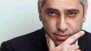Fadl Shaker, ex-astro da música pop libanesa e o fugitivo mais conhecido do Líbano,