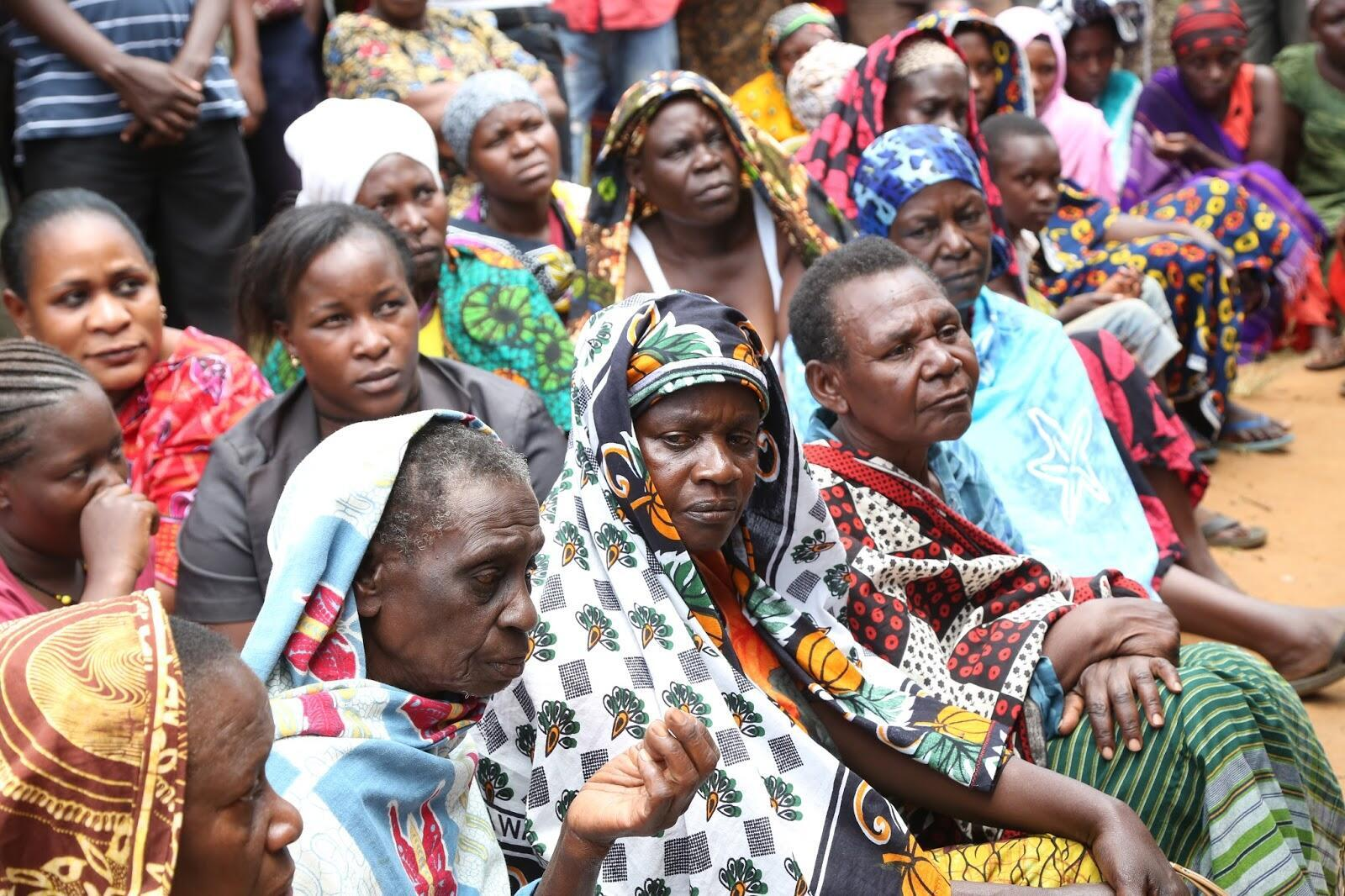 Waanga wa Tetemeko la Ardhi Mjini Bukoba