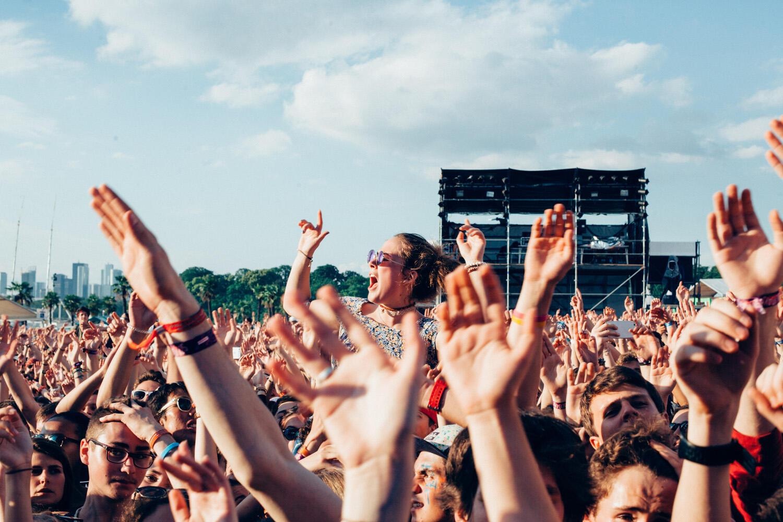Le public a été au rendez-vous lors du dernier festival Solidays en juin 2019.
