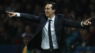 Unai Emery's PSG are still chasing four trophies this season.