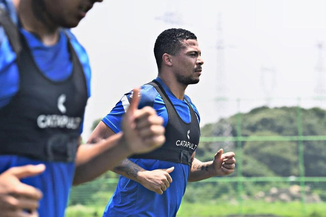 Hildeberto Pereira - Kunshan - China - Cabo Verde - CAN - Futebol - Desporto