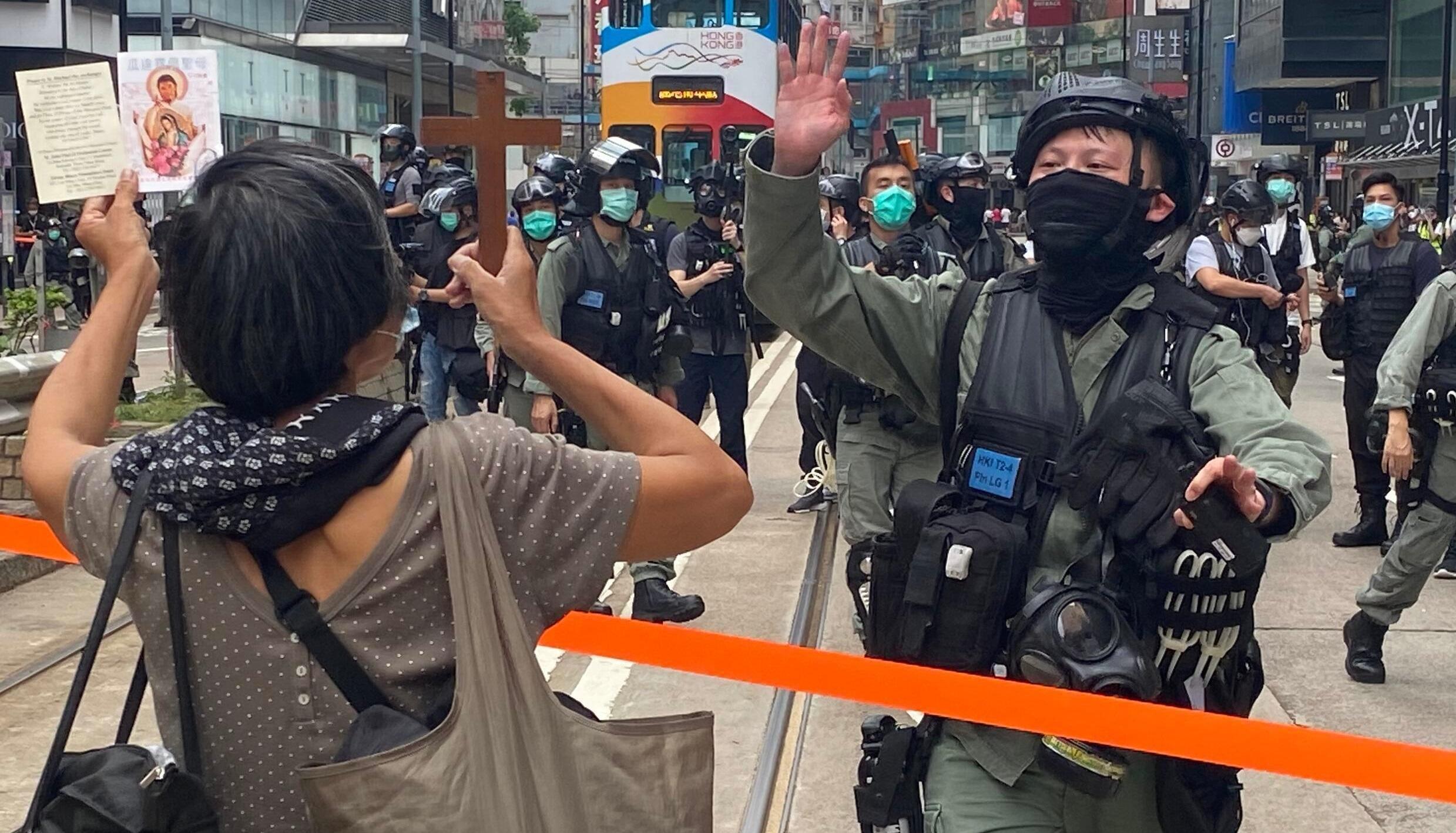 2020-05-25 hong kong protests china national security law