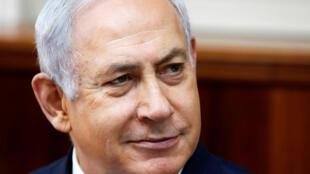Firaministan Isra'ila Benjamin Netanyahu.