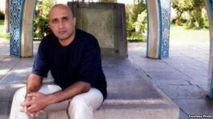 O blogueiro Sattar Beheshti, morto no começo de novembro por denunciar censura do governo iraniano.