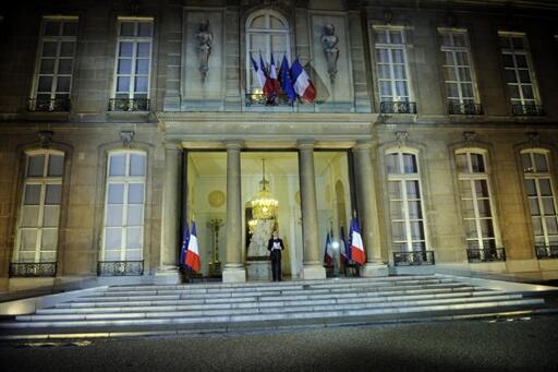 Candidatos disputam cargo no Palácio do Eliseu, a sede da presidência francesa.