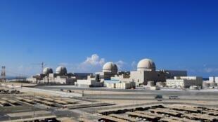 Атомная электростанция«Барака».