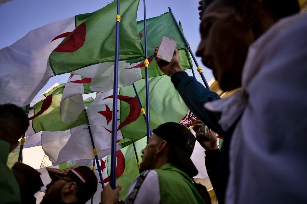 Algerians were gathered today for the first mass protests since the resignation of ailing president Abdelaziz Bouteflika, in a key test of whether the momentum for reform can be maintained. Opponents of the old regime have called for a massive turnout, tar