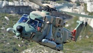 """قطر ٢٨ فروند بالگرد نظامی """"NH90"""" از کنسرسیوم اروپایی""""ان اچ آی""""، خریداری میکند."""
