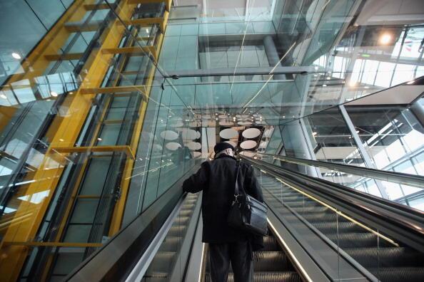 Image RFI Archive - UK - Londres Heathrow