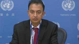 جاوید رحمان، گزارشگر ویژه سازمان ملل متحد در امور حقوق بشر ایران