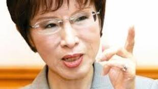 台灣立法院副院長洪秀柱