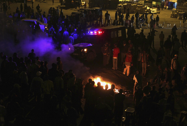 Moja ya Mashambulizi ya Guruneti iliyokumba Jiji la Nairobi