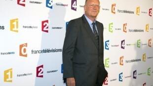 L'actuel président de France Télévisions, Rémy Pflimlin, est candidat à sa succession.