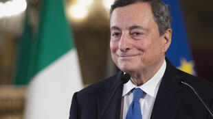 Draghi has spent the last nine days assembling a government of national unity