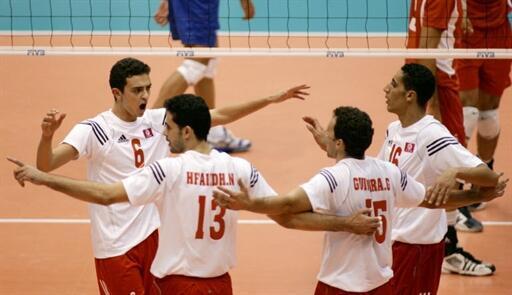 Les Tunisiens au Mondial 2006.