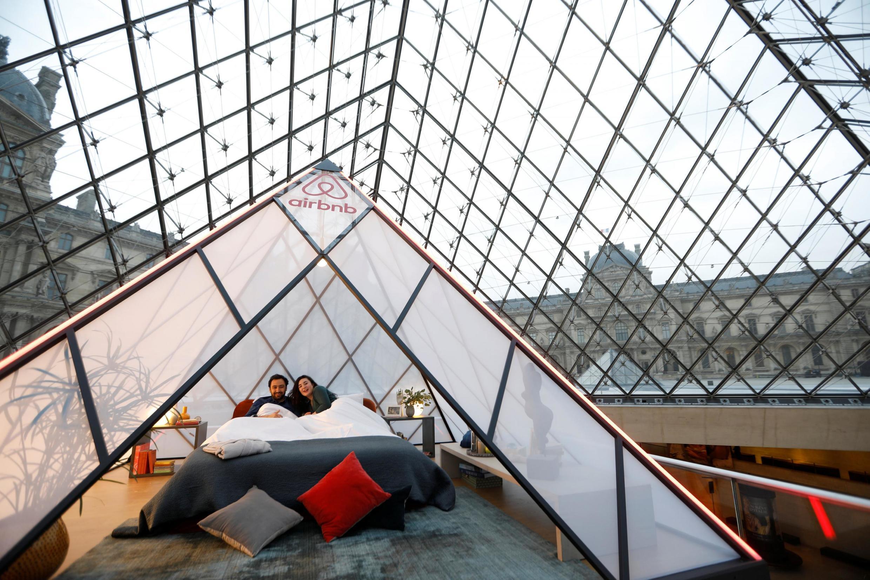 O quarto será instalado em uma pirâmide embaixo do monumento original.