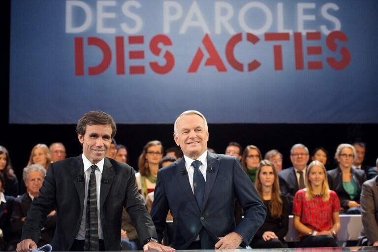 លោកនាយករដ្ឋមន្ត្រីJean-Marc Ayrault ថ្លែងពន្យល់ប្រជាជនបារាំងនៅយប់ថ្ងៃព្រហស្បតិ៍ម្សិលមិញតាមទូរទស្សន៍ France 2 